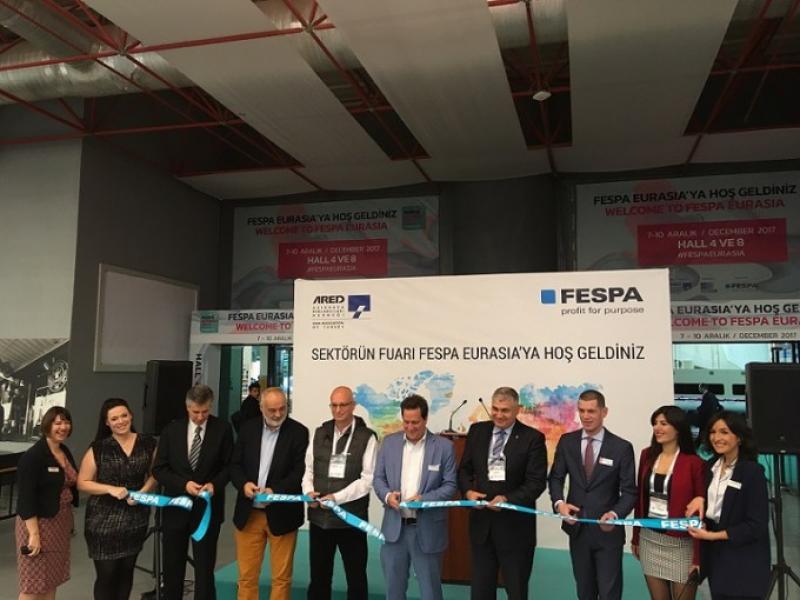 FESPA Eurasia, 7-10 Aralık'ta 5. Defa Düzenlendi