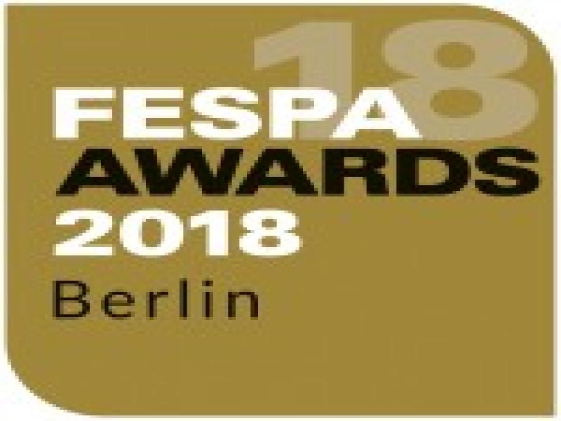 FESPA Awards 2018'e Katılımlar Başladı