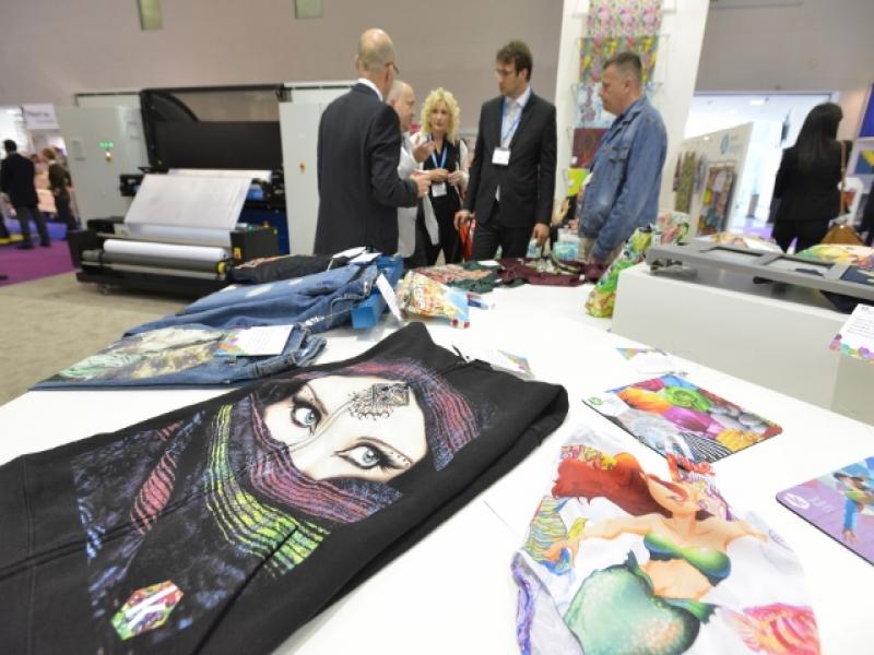 Baskıcılar Büyüyen Tekstil Pazarında İyimserliklerini Koruyor