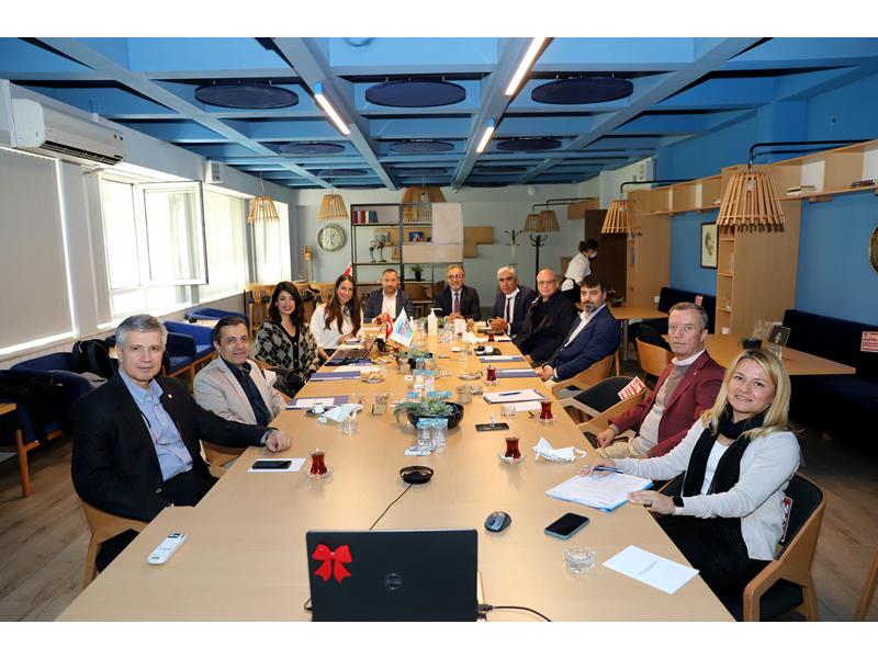 ARED Yönetimi Ekim ayında Eskişehir'de toplandı