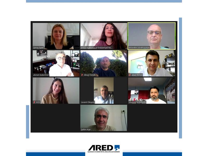 ARED Haziran ayı Yönetim Kurulu Toplantısı gerçekleştirildi
