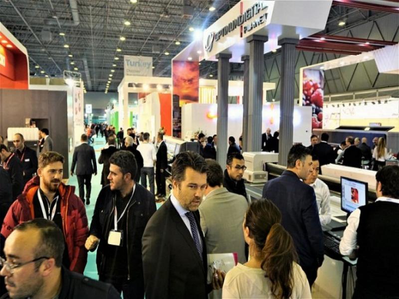 Baskı Endüstrisi Büyüme Hedefini FESPA Eurasia 2017 ile Gerçekleştirecek