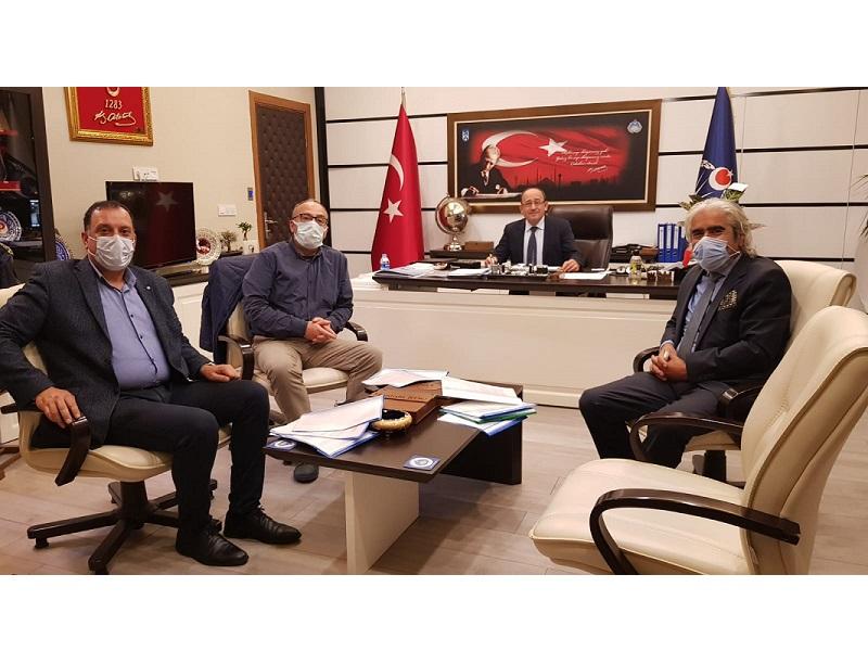 ARED, Ankara Kent Konseyi toplantısındaydı