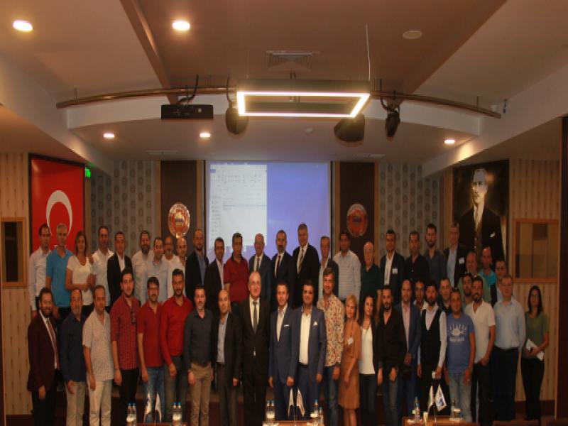 ARED İl Toplantıları'nın 2017 Yılındaki Son Durağı Antalya Oldu