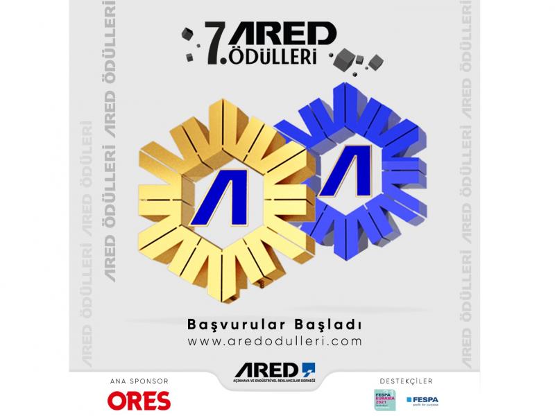 7. ARED Ödülleri'21 ana sponsoru ORES oldu!