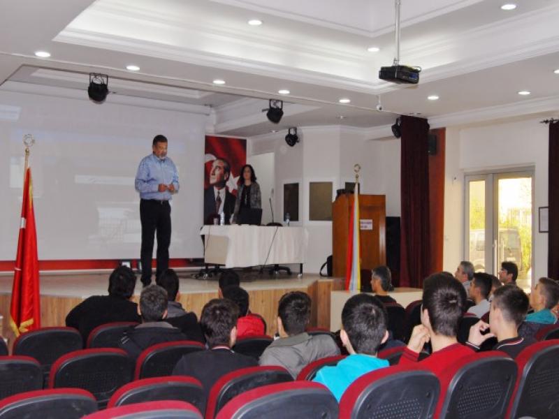 2014-15 Öğretim Yılı ARED Eğitimleri Başladı