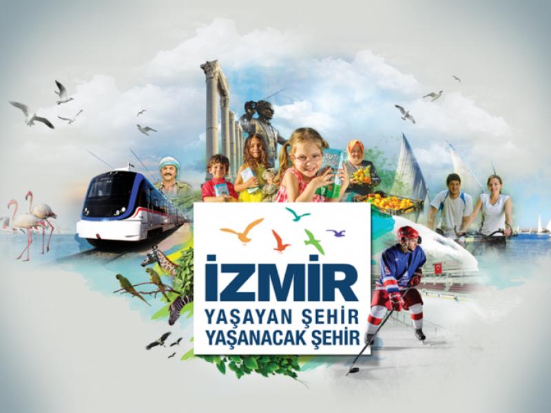 İzmir Büyükşehir Belediyesi'nin Alsancak İçin Görüntü Kirliliği Esasları