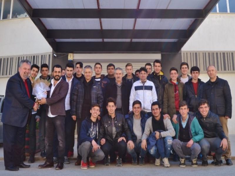 İzmir, İstanbul ve Ankara'da Sektörel Eğitime ARED Desteği Devam Ediyor