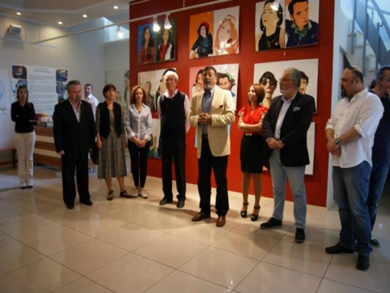 EGEMYO Grafik Tasarım Sergisi Açıldı