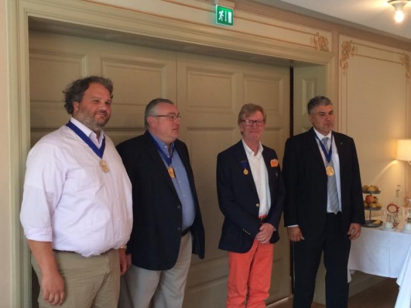ESF'nin (European Sign Federation) Yeni Dönem Yönetim Kurulu Seçildi