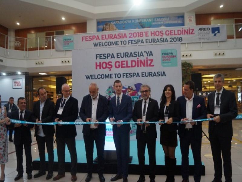 FESPA Eurasia 2018, 6. Senesinde İFM'deydi!
