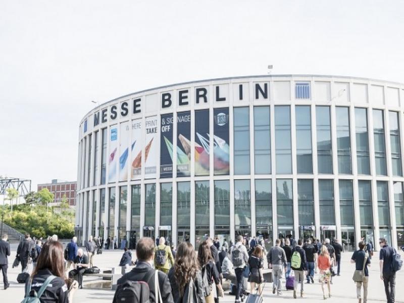 FESPA 2018, Messe Berlin'de Gerçekleşti