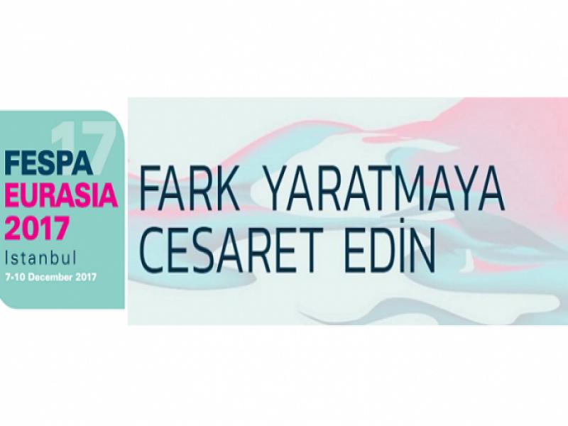 Katılımcılar, FESPA Eurasia 2017'ye Bağlılıklarını Gösteriyor