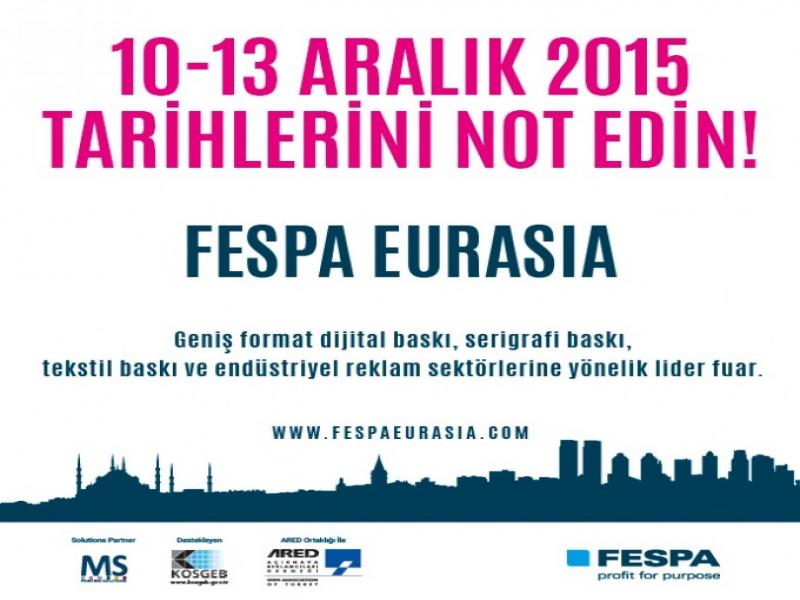 FESPA ve ARED Baskı Sektörünü Büyütüyor