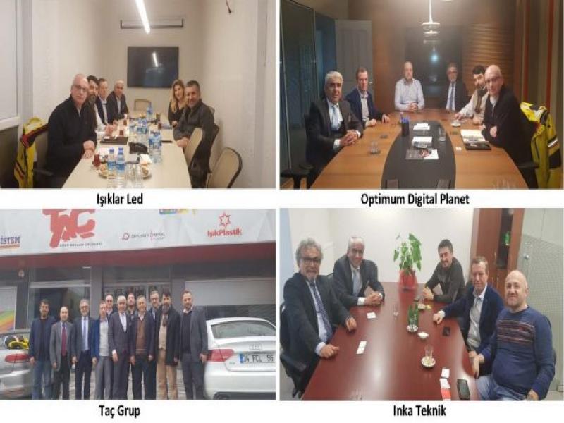 Üyelik Geliştirme ve FESPA Eurasia Fuarı Çalışmaları Sürüyor