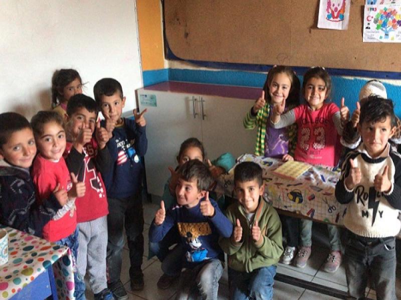 Genç Aredlilerden geri dönüşüm vurgulu sosyal sorumluluk projesi