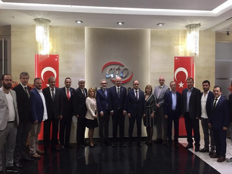 ARED'in Ankara ziyaretleri