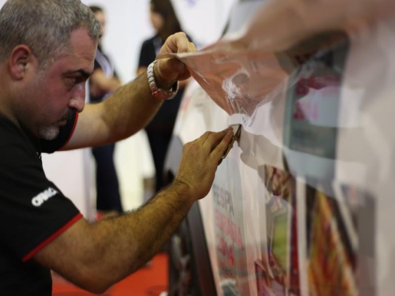 FESPA Eurasia 2016'da World Wrap Masters Yarışmacısı Olmak İster Misiniz?