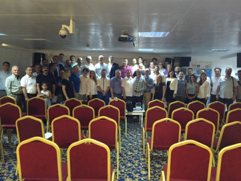 ARED 16 HAZİRAN'DA MUĞLA'DAYDI