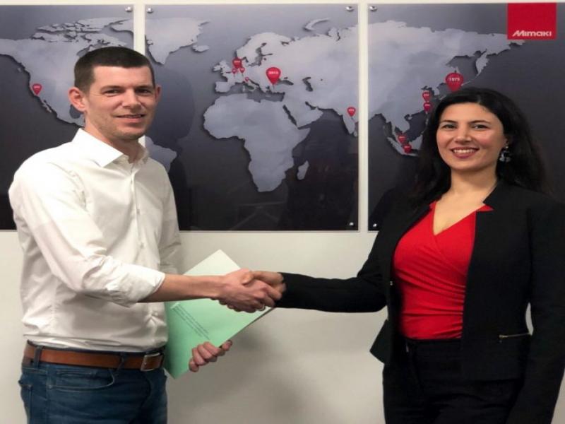 FESPA Eurasia'nın ana sponsoru Mimaki oldu