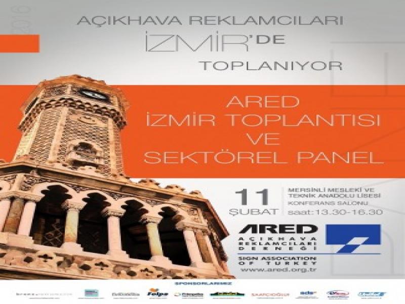 11 Şubat'ta İzmir'deyiz!