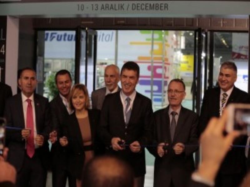 FESPA Eurasia 2015 Bölgenin Lider Fuarı Olduğunu Kanıtladı