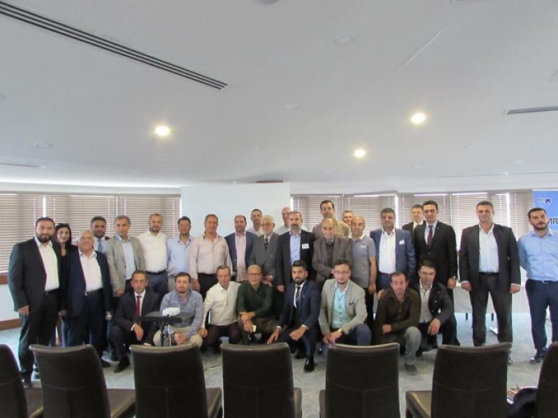 ARED Endüstriyel Reklamcılık Sektör Buluşması 4 Mayıs'ta Gaziantep'te Gerçekleşti