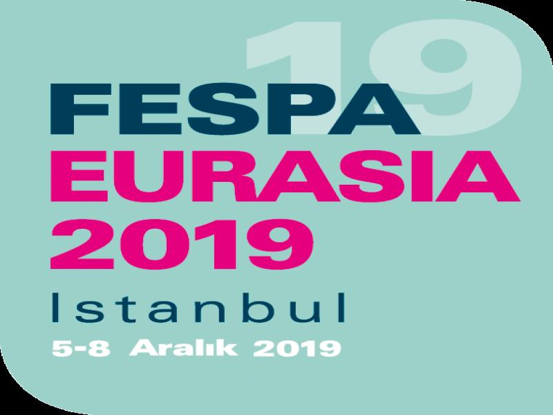 Baskı dünyası FESPA Eurasia 2019'u bekliyor!