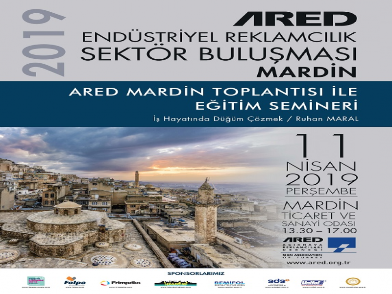 11 Nisan'da Mardin'deyiz