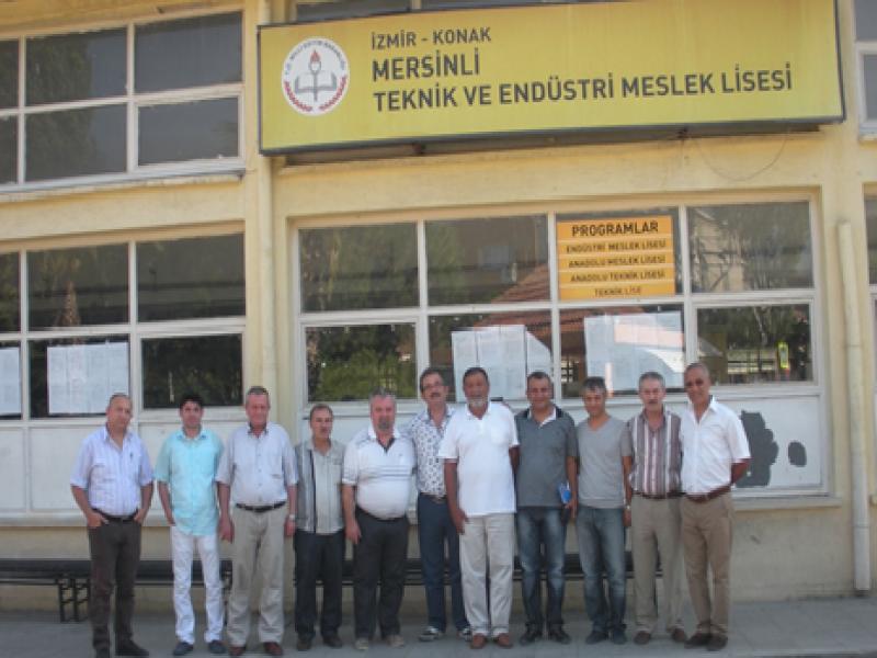 İzmir'de Endüstriyel Reklamcılık Öğretim Programı Açılıyor