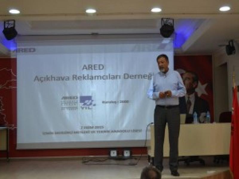 2015-16 Yılı ARED Eğitimleri Başladı