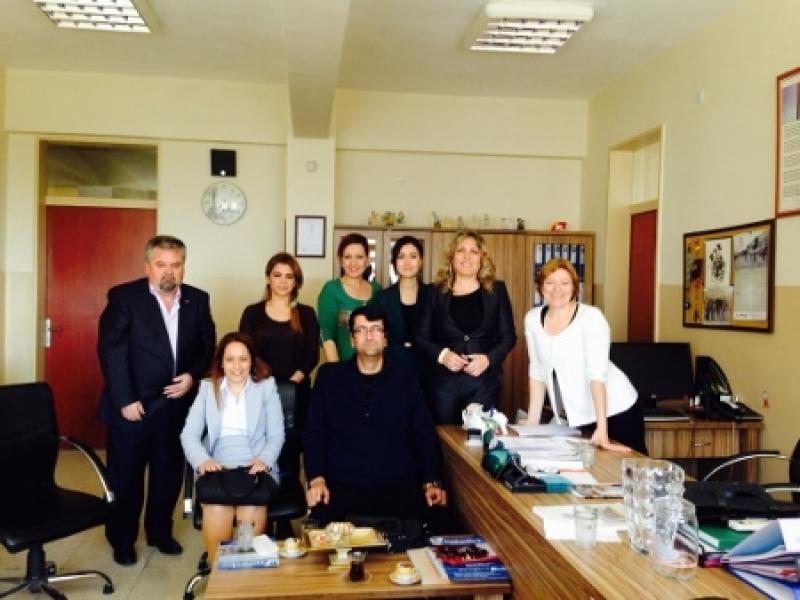 ARED İzmir Temsilciliği ve Eğitim Komitesi Çalışmaları Sürüyor