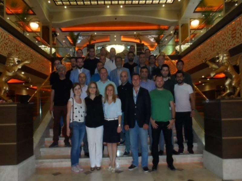 Genç Aredliler IV. Dayanışma Toplantısı 2 Mayıs'ta Kıbrıs'ta Gerçekleştirildi