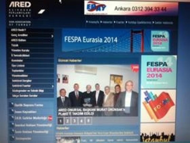ARED WEB SİTESİ REKLAM ALANLARI KİRALAMA BEDELLERİ