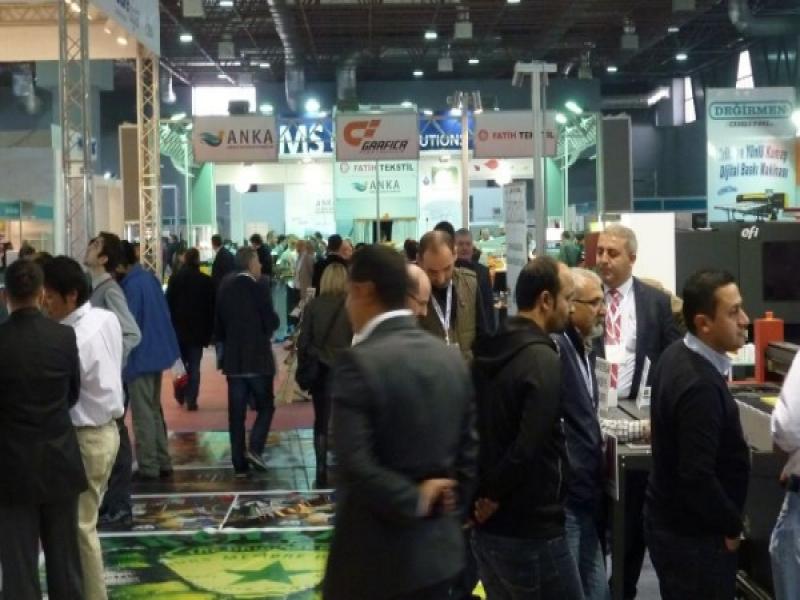 FESPA Eurasia Avrasya Bölgesi'nin Yeni Fuar Standardını Belirledi