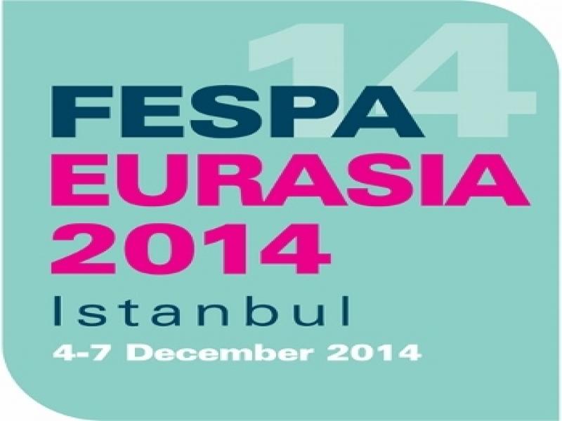 FESPA EURASIA 2014, YENİ ARALIK TARİHLERİ İLE DÖRT GÜNE ÇIKARILDI