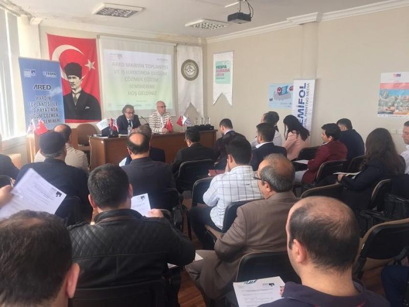 Yılın İkinci ARED İl Toplantısı Mardin'de Gerçekleşti