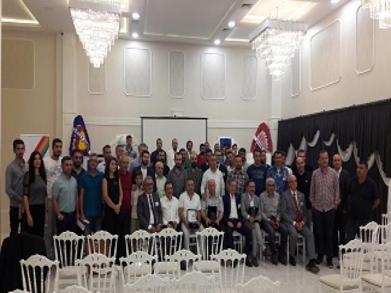 ARED, Sivas Kongresi'nin 100. Yılı Dolayısıyla Sivas'taydı