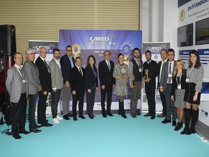 Birol Fedai onuruna düzenlenen 5. ARED Ödülleri'nin kazananları belli oldu