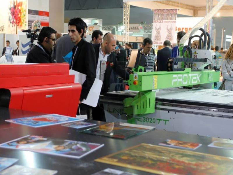 FESPA Eurasia 2015'e Ziyaretçi Kayıtları Başladı