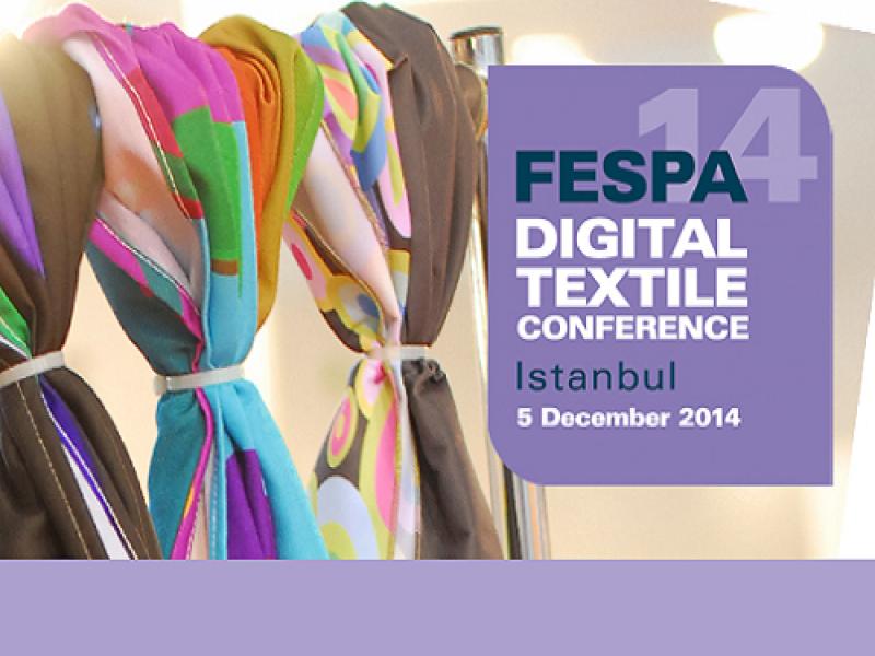 FESPA Dijital Tekstil Konferansı 5 Aralık'ta!